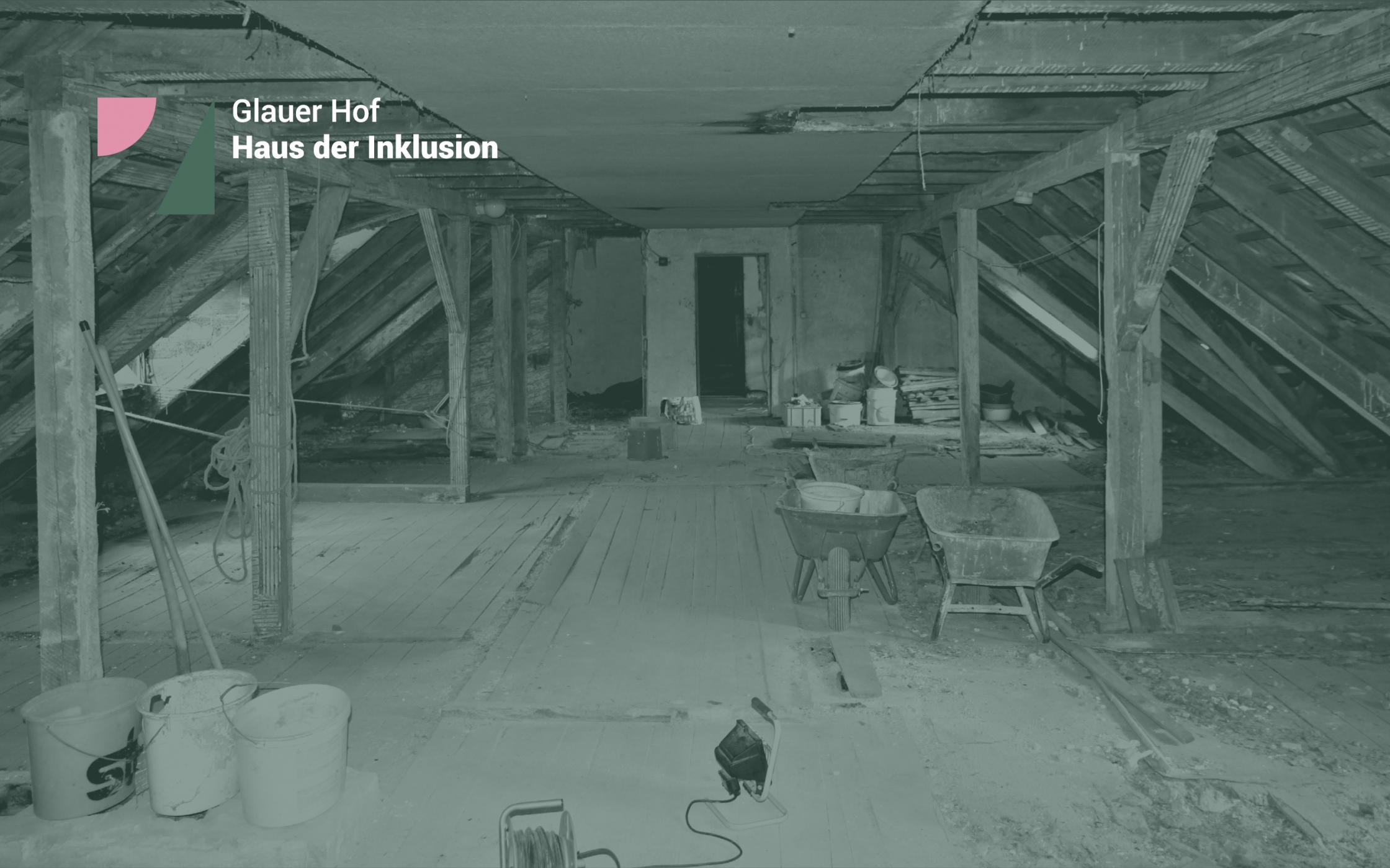 Dachstuhl Glauer Hof