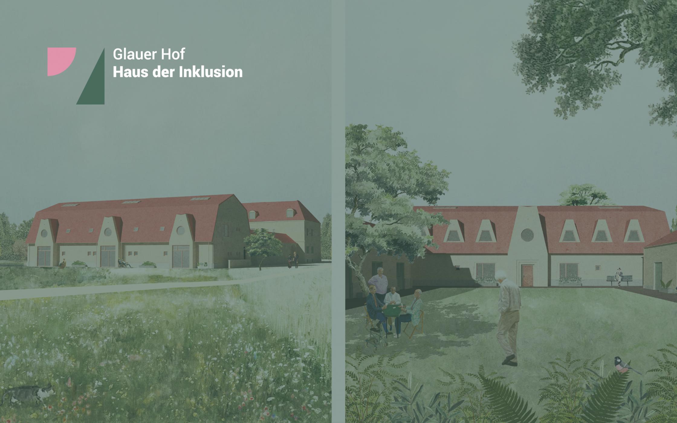 Entwurfsbilder Glauer Hof